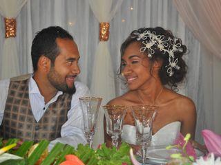 Le mariage de Monique et Nelson