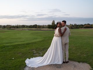 Le mariage de Naomi et Rudy