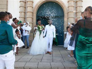 Le mariage de Auriane  et Cita 1