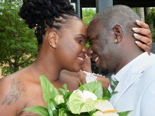 Le mariage de Auriane  et Cita