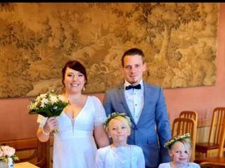 Le mariage de Céline et Cédric et Céline 1