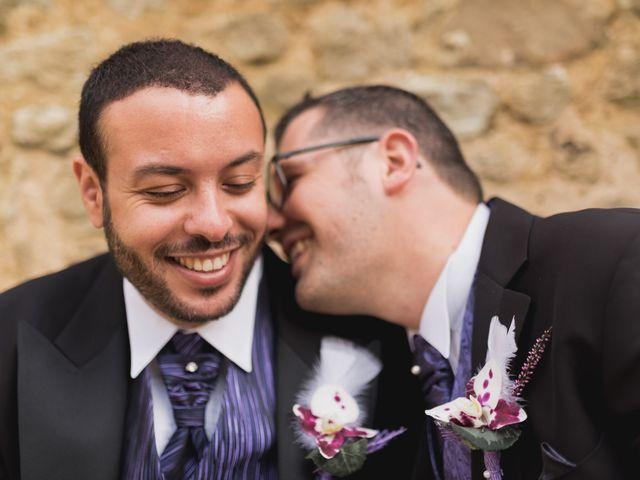 Le mariage de Cyril et Kévin