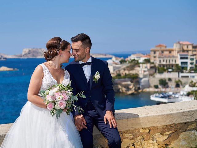 Le mariage de Marine et Jean-Baptiste