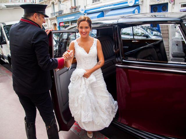 Le mariage de Anthony et Marie à Levallois-Perret, Hauts-de-Seine 18
