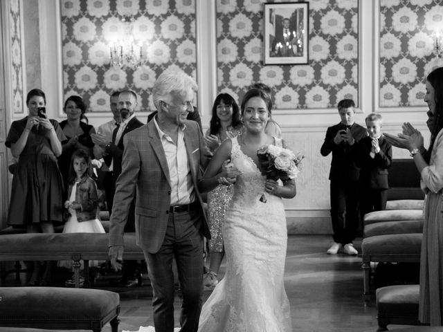 Le mariage de Anthony et Marie à Levallois-Perret, Hauts-de-Seine 20