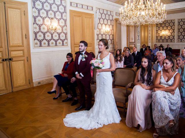 Le mariage de Anthony et Marie à Levallois-Perret, Hauts-de-Seine 23