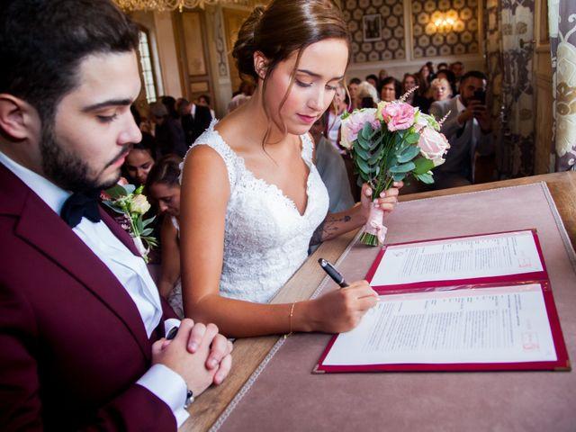 Le mariage de Anthony et Marie à Levallois-Perret, Hauts-de-Seine 25