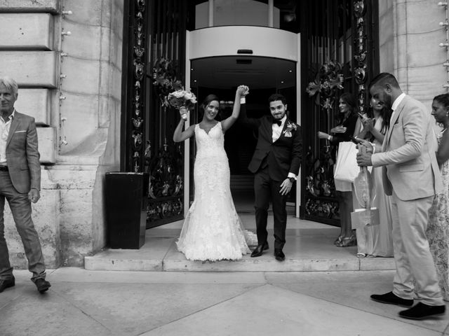 Le mariage de Anthony et Marie à Levallois-Perret, Hauts-de-Seine 28