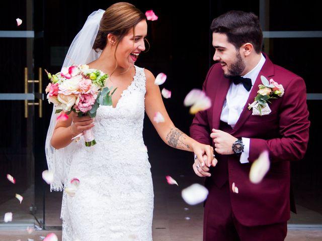 Le mariage de Marie et Anthony