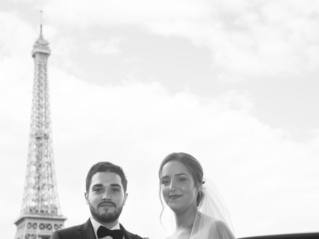 Le mariage de Anthony et Marie à Levallois-Perret, Hauts-de-Seine 39