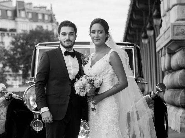 Le mariage de Anthony et Marie à Levallois-Perret, Hauts-de-Seine 41