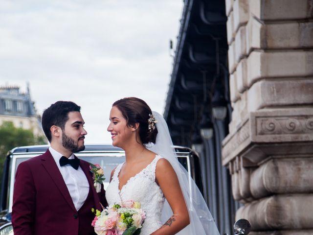 Le mariage de Anthony et Marie à Levallois-Perret, Hauts-de-Seine 42