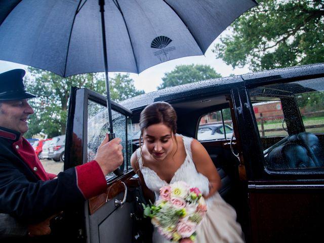 Le mariage de Anthony et Marie à Levallois-Perret, Hauts-de-Seine 43