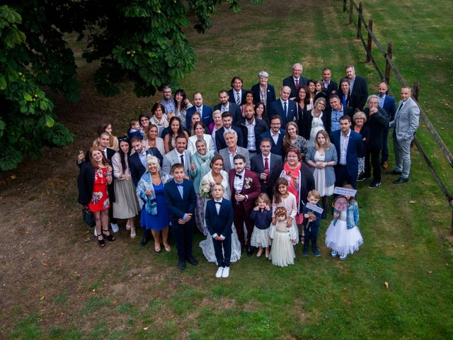 Le mariage de Anthony et Marie à Levallois-Perret, Hauts-de-Seine 44