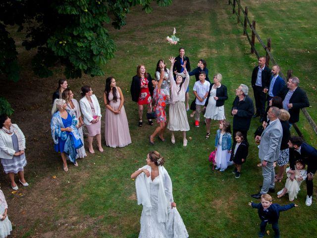 Le mariage de Anthony et Marie à Levallois-Perret, Hauts-de-Seine 45