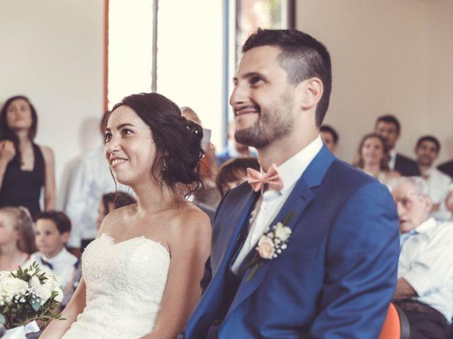 Le mariage de Élise et Jérémy