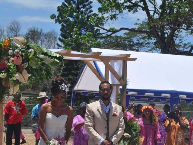 Le mariage de Nelson et Monique à Fort-de-France, Martinique 10