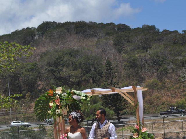 Le mariage de Nelson et Monique à Fort-de-France, Martinique 1