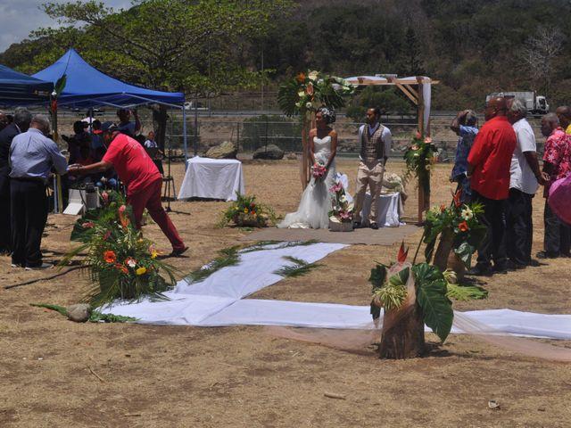 Le mariage de Nelson et Monique à Fort-de-France, Martinique 13