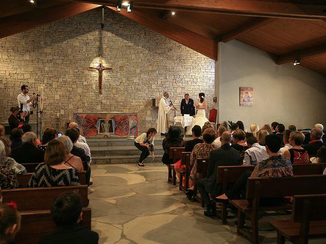 Le mariage de Laurent et Sylvie à Nîmes, Gard 11