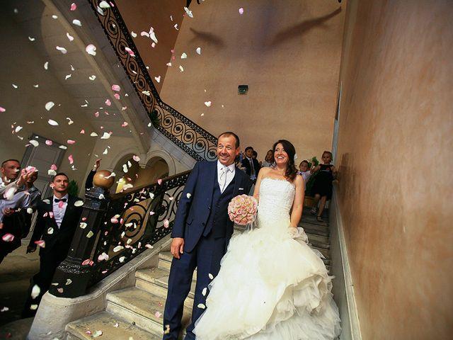 Le mariage de Laurent et Sylvie à Nîmes, Gard 15