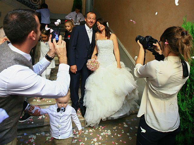 Le mariage de Laurent et Sylvie à Nîmes, Gard 16