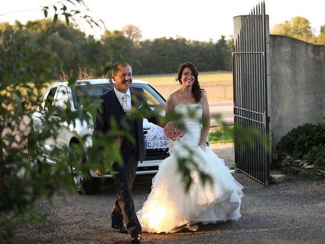 Le mariage de Laurent et Sylvie à Nîmes, Gard 18