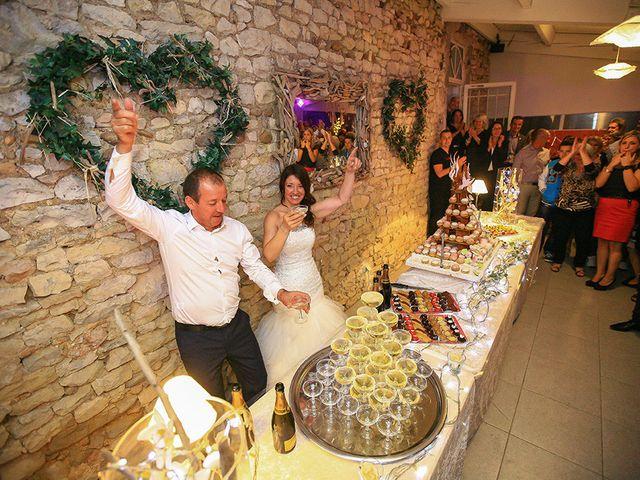 Le mariage de Laurent et Sylvie à Nîmes, Gard 32