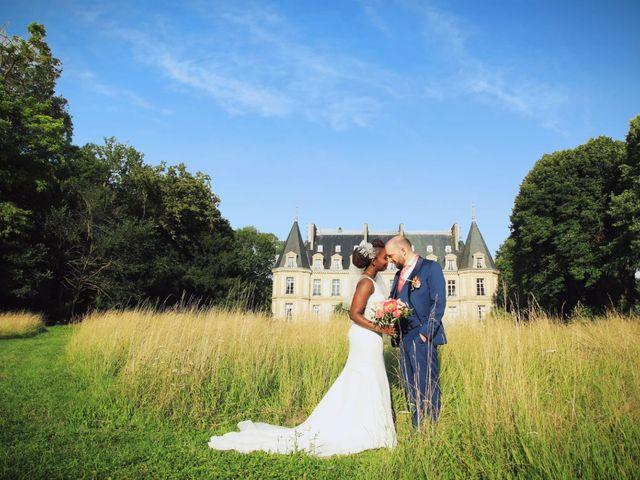 Le mariage de Massira  et Nicolas à Santeny, Val-de-Marne 4