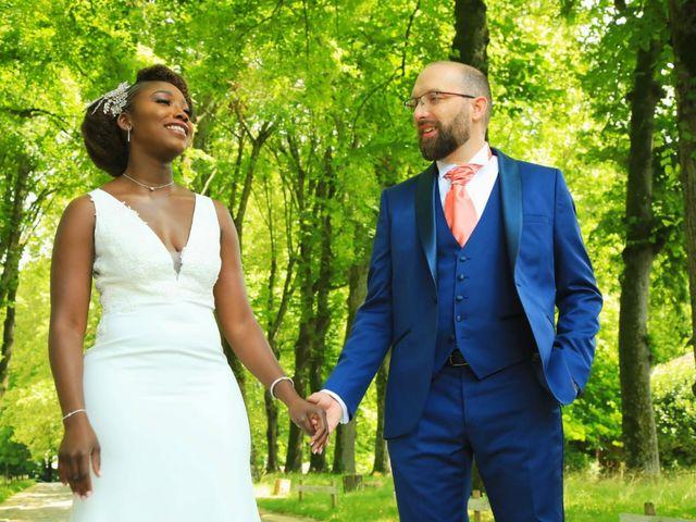 Le mariage de Massira  et Nicolas à Santeny, Val-de-Marne 5
