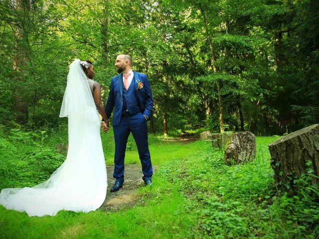 Le mariage de Massira  et Nicolas à Santeny, Val-de-Marne 6