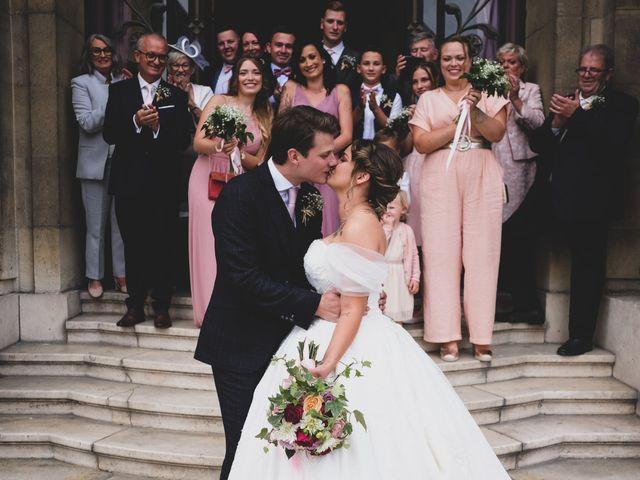 Le mariage de Daniel et Mathilde à Auchel, Pas-de-Calais 5