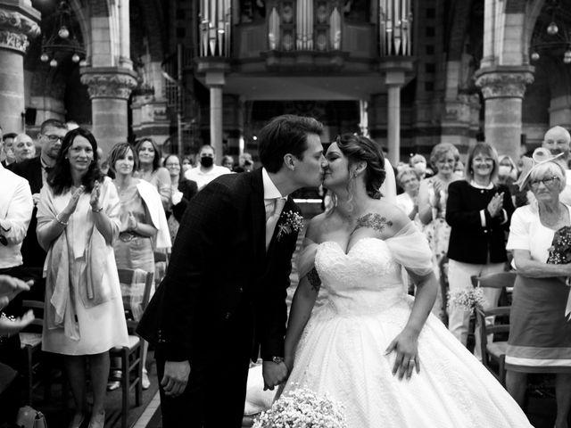 Le mariage de Daniel et Mathilde à Auchel, Pas-de-Calais 6