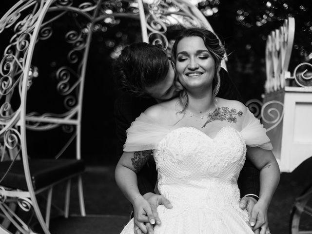 Le mariage de Daniel et Mathilde à Auchel, Pas-de-Calais 13