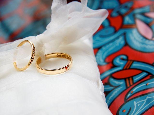 Le mariage de Katia et Renaud à Pontoise, Val-d'Oise 2