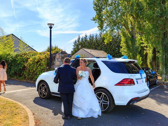 Le mariage de Nicolas et Véronique à Pommerit-le-Vicomte, Côtes d'Armor 2