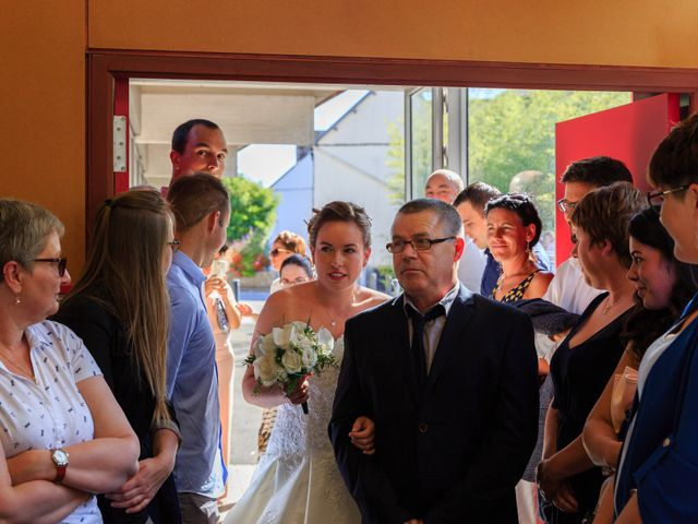 Le mariage de Nicolas et Véronique à Pommerit-le-Vicomte, Côtes d'Armor 5