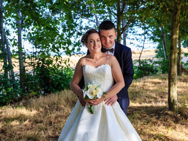 Le mariage de Nicolas et Véronique à Pommerit-le-Vicomte, Côtes d'Armor 9