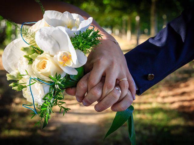 Le mariage de Nicolas et Véronique à Pommerit-le-Vicomte, Côtes d'Armor 10