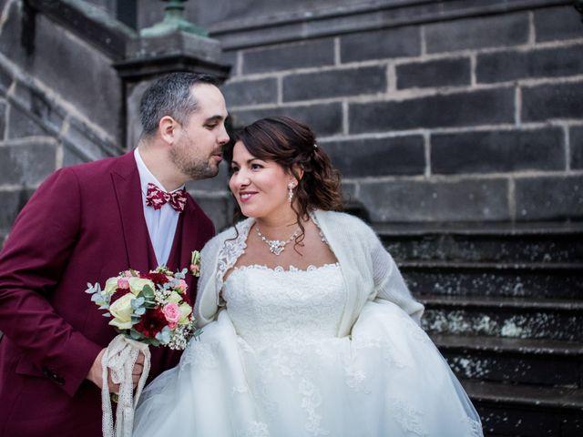 Le mariage de Alexandra et Damien