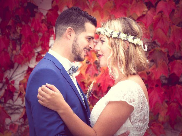 Le mariage de Cindy  et Zakaria