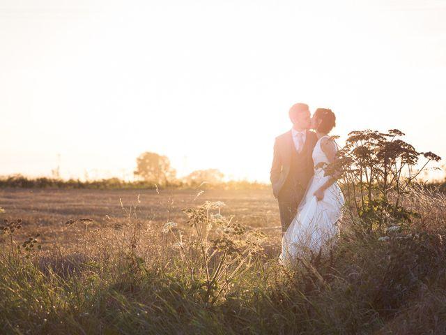Le mariage de Cléo et Andy
