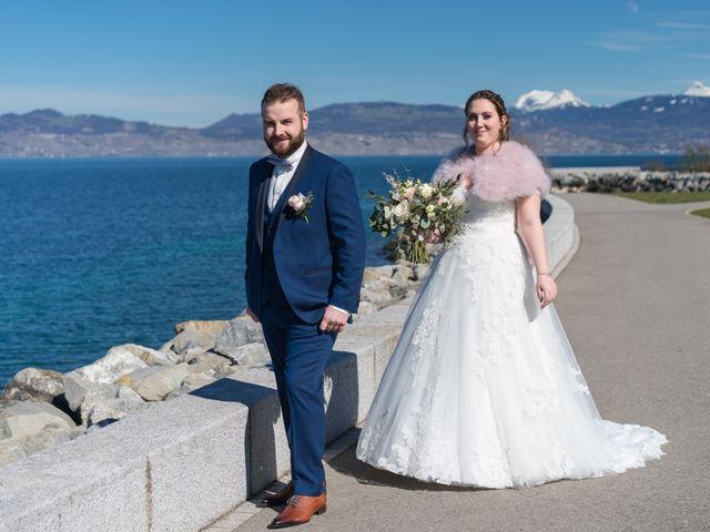 Le mariage de Nicolas et Alice  à Maxilly-sur-Léman, Haute-Savoie 14