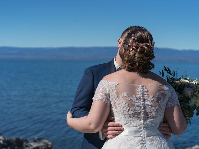 Le mariage de Nicolas et Alice  à Maxilly-sur-Léman, Haute-Savoie 15
