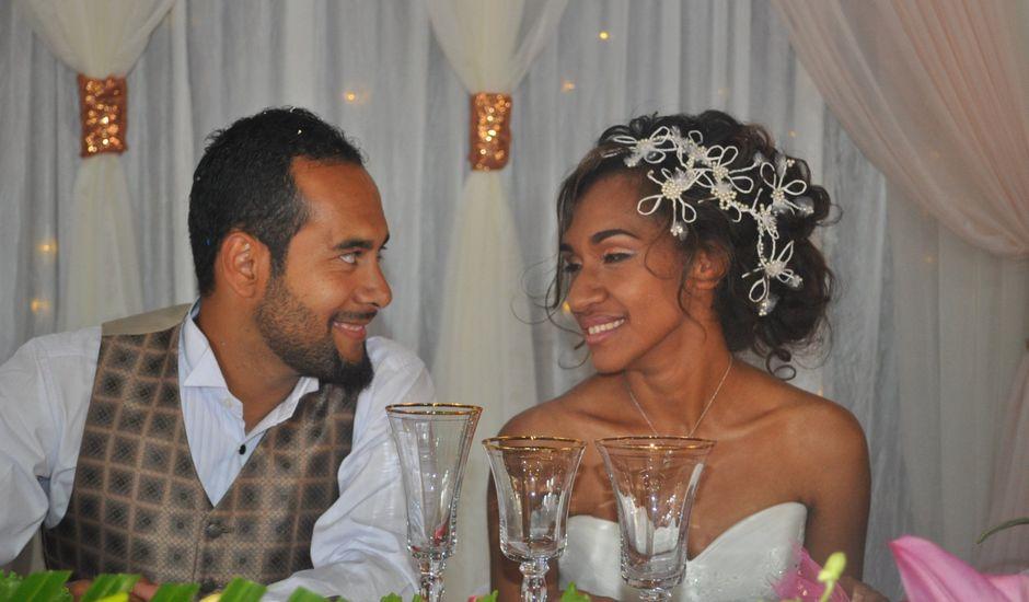 Le mariage de Nelson et Monique à Fort-de-France, Martinique