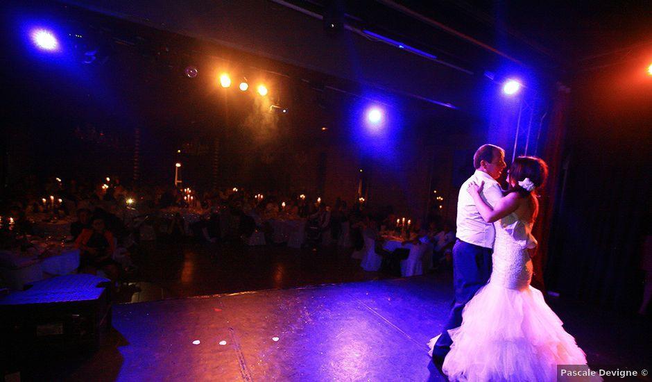 Le mariage de Laurent et Sylvie à Nîmes, Gard