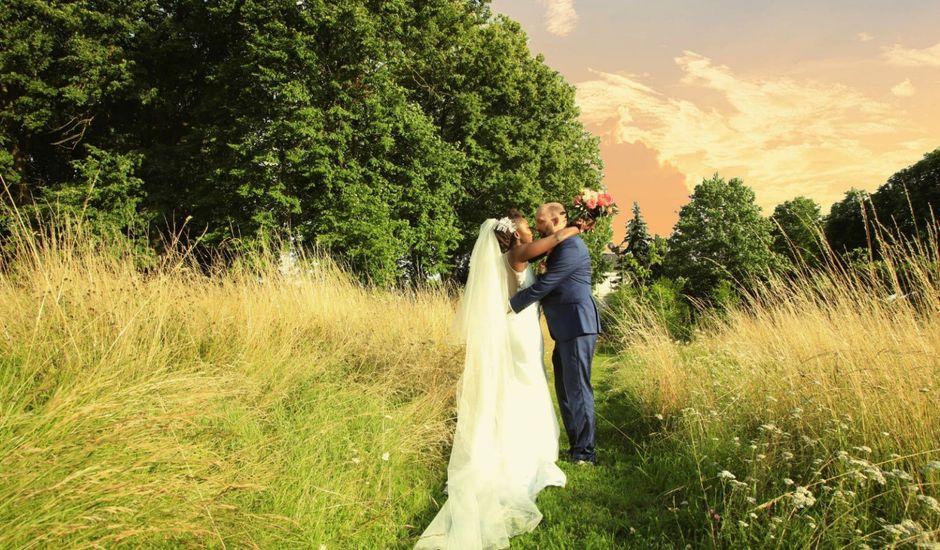 Le mariage de Massira  et Nicolas à Santeny, Val-de-Marne
