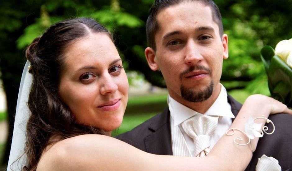 Le mariage de Katia et Renaud à Pontoise, Val-d'Oise