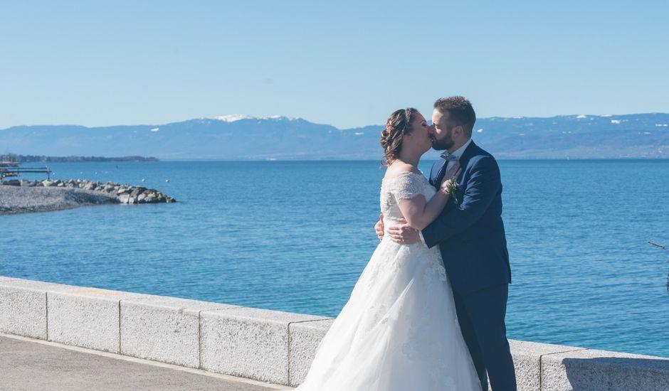 Le mariage de Nicolas et Alice  à Maxilly-sur-Léman, Haute-Savoie