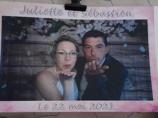 Le mariage de Juliette  et Sébastien  1